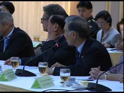 คณะผู้นำองค์การน้ำตาลของประเทศในกลุ่มอาเซียน และเอเชียเข้าเยี่ยมคารวะ หน.คสช