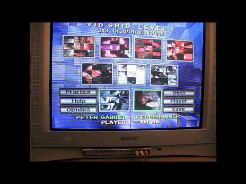 Vid Grid - Atari Jaguar CD Review