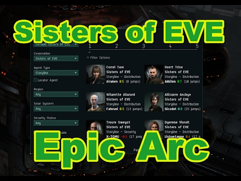 sisters of eve epic