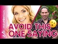 How To Find Love - STOP Doing And Believing This 1 Thing! (It Sabotages My Clients)