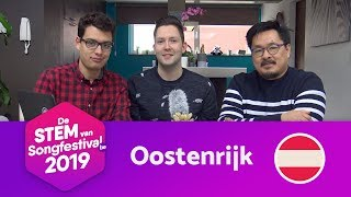 Eurovision 2019 Austria – Reaction video in Dutch - Songfestival.be