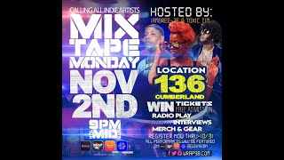 MixxTape Monday Season 3 Episode 1