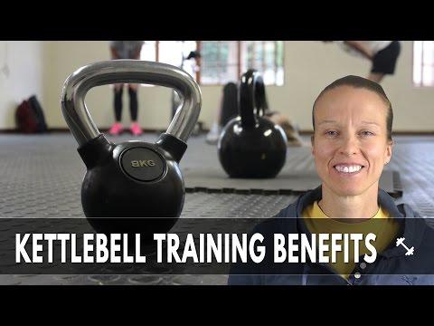 Benefits of Kettlebell Training