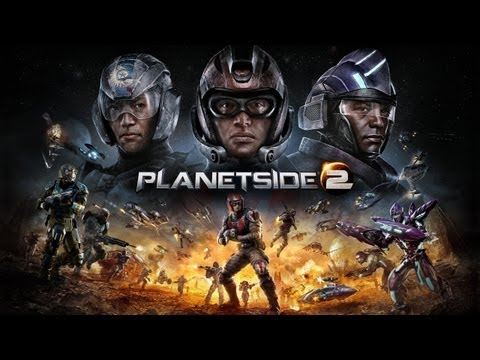 Planetside 2 - Sundy C4 Surprise
