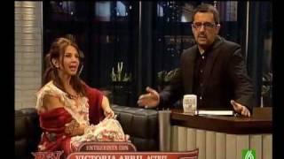 Entrevista a Victoria Abril en Buenafuente -1de2-