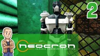 Neocron Classic Gameplay Part 2 - Open Beta - Let