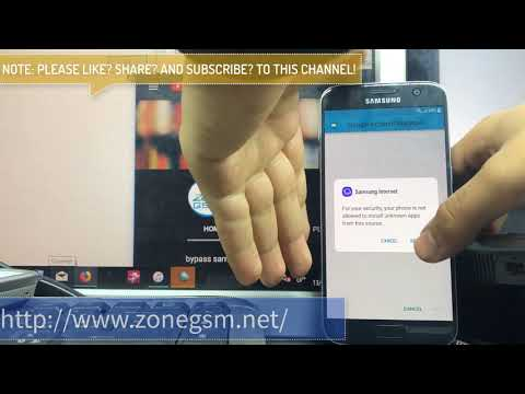 Zone Gsm's New Method 2019 Bypass Google Account (FRP) Protection on
