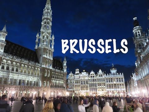 STUDYING ABROAD | Brussels Travel Diary