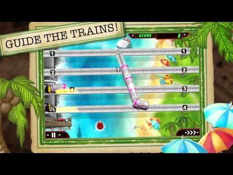Train Conductor 2: USA - available on the App Store and Google Play