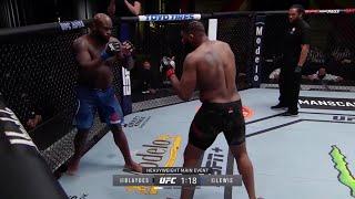 Лучшие моменты турнира UFC Вегас 19