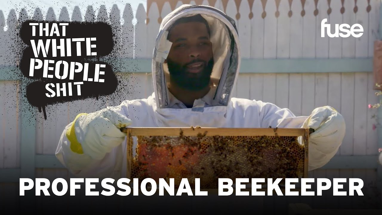 King Keraun Becomes A Professional BeeKeeper | That White People Sh*t