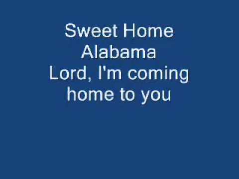 sweet home alabama mp3 song download