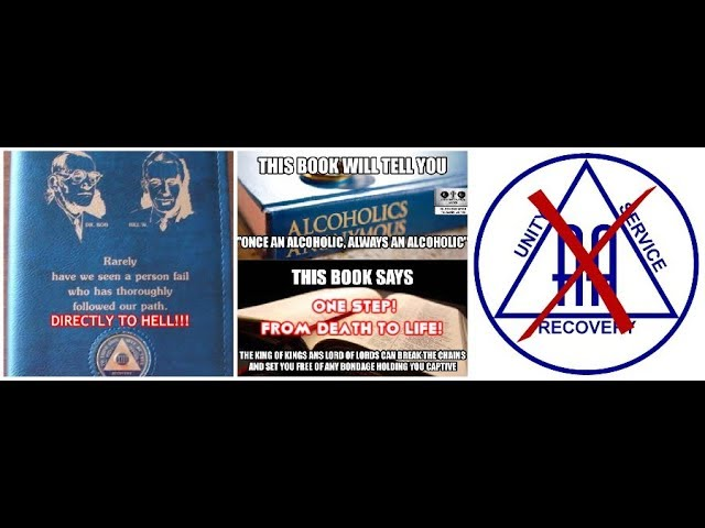 Exposing the Satanic Alcoholics Anonymous