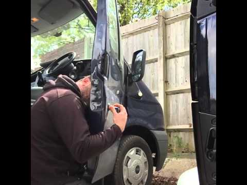 Ford Transit Hykee replacement barrel