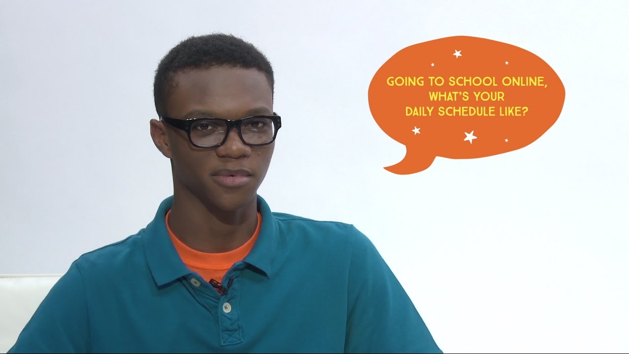 ask ca 6 daily schedule at online school youtube