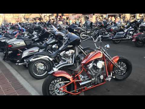 2017 Sturgis Motorcycle Rally