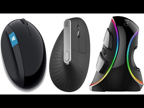 Top 8 Wireless Mouse For Professional Work 2019 - Part 1