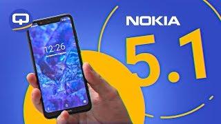 Обзор Nokia 5.1 Plus. / QUKE.RU /