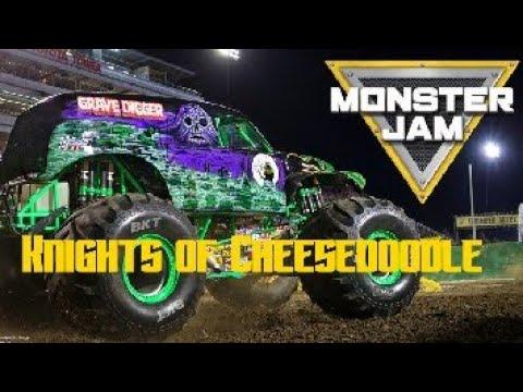 MONSTER JAM Lebanon Valley Speedway!