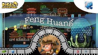 [~Dragon of Water~] #5 Feng Huang - Diggy
