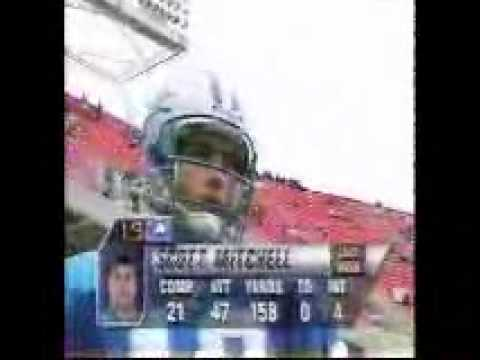 1997 NFL on FOX Intro (Week 11:  WAS vs  DET)
