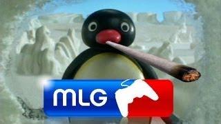 Pingu No-Scopes His Parents