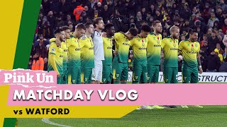 Connor's Matchday Vlog: Norwich City 0 2 Watford
