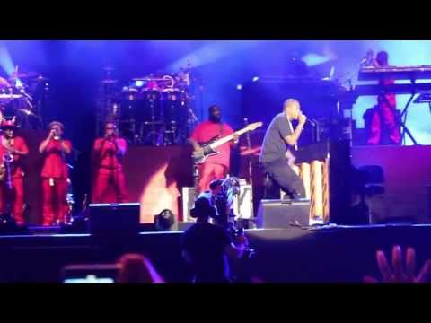 Justin Timberlake & Jay-Z Live @ Yahoo! Wireless Festival - New York, New York/Empire State Of Mind