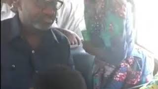 Billionaire Femi Otedola Spotted In A Molue Bus From Sango to Agege