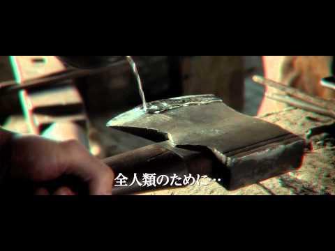 【映画】★リンカーン 秘密の書(あらすじ・動画)★