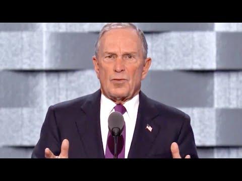 Billionaire Bloomberg Demolishes Trump's Business Record