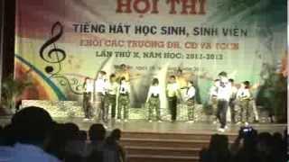 Tiếng hát HSSV 2013 - Hát biển tình yêu