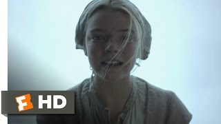 The Witch (2015) - Peek-a-Boo Scene (1/10) | Movieclips