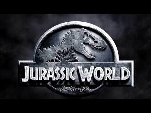 Jurassic World Ending Song w TRex Roar