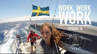 Video Work Work Work - Ep.18 RAN Sailing download MP3, 3GP, MP4, WEBM, AVI, FLV Juli 2018