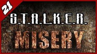STALKER MISERY 2.1.1 ► Спасение Митяя из плена бандитов ► Часть #21