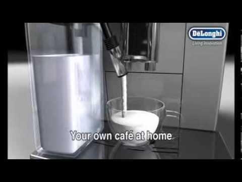 Автоматическая кофемашина Delonghi ECAM 23.210.W