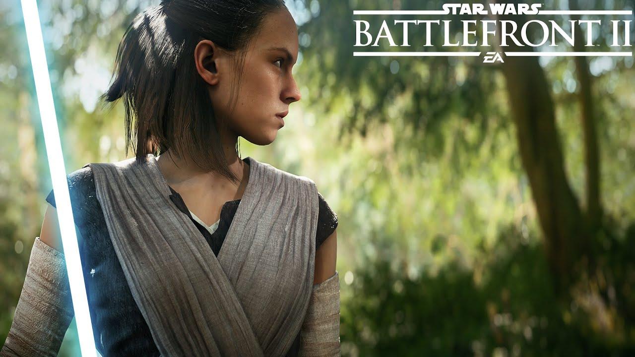 Star Wars Battlefront 2 Launch-Trailer - Star Wars Battlefront 2 Launch-Trailer