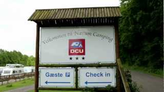 DCU: DCU-Camping Nærum - campingplads nær København