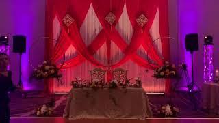 DJ Krish Entertainment Wedding Reception Walkthrough