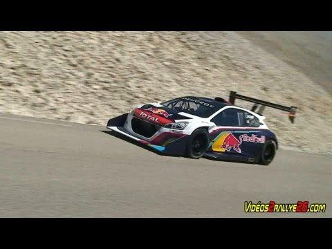 Test 208 T16 Pikes Peak - Sébastien Loeb - Mont Ventoux [HD]