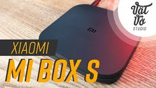 Đánh giá nhanh Mi Box S 4K