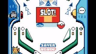 PokeMon Pinball - PokeMon Pinball (GBC / Game Boy Color) - Playing and Failing - User video