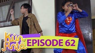 Seru! Si Sobri dan Lukman Jadi Detective dan Superman - Kun Anta Eps 62