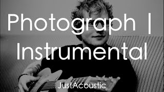 Video Photograph - Ed Sheeran (Acoustic Instrumental) download MP3, 3GP, MP4, WEBM, AVI, FLV April 2018