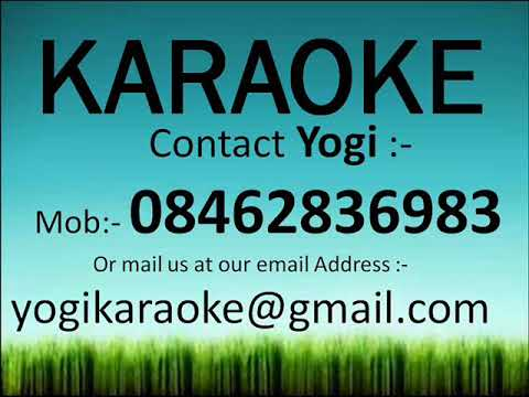 Rangilo Mharo Dholna Remix Holi Special Karaoke by Yogi