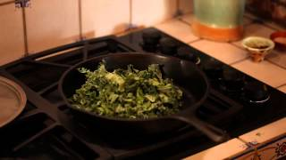 How To Sauté Kale