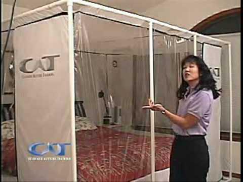 sc 1 st  YouTube & CAT walk-in Altitude Tent System. CAT-430 u0026 CAT-315 - YouTube