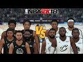 Team Stephen vs. Team LeBron - 2018 NBA All-Star Game - NBA 2K18 - Full Gameplay
