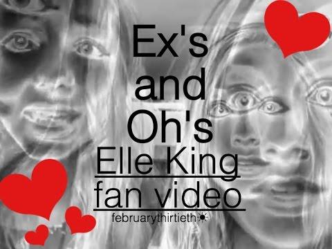 Ex's & Oh's- Elle King (Fan Video)   februarythirtieth